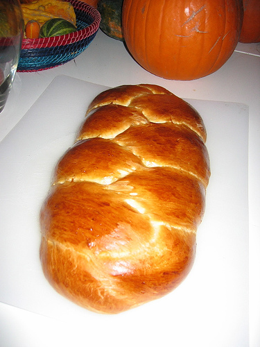 Challah (with recipe)
