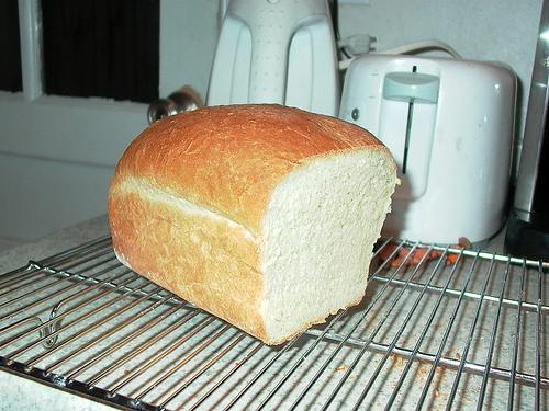 a baked good
