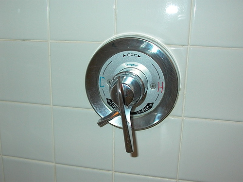 43 Showers: Hyatt Regency, SF