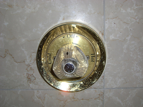 43 Showers: Monte Carlo Hotel, Las Vegas, NV