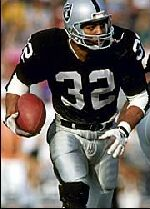 I'm Marcus Allen years old.